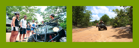 ATV Phuket: 1 Hour ATV Tour in Phuket