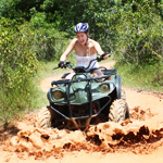 ATV Tour + Team Building Ativities in Phuket