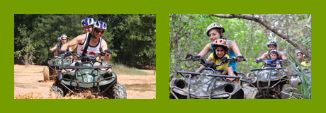 ATV Phuket: 2 Hour ATV Tour in Phuket